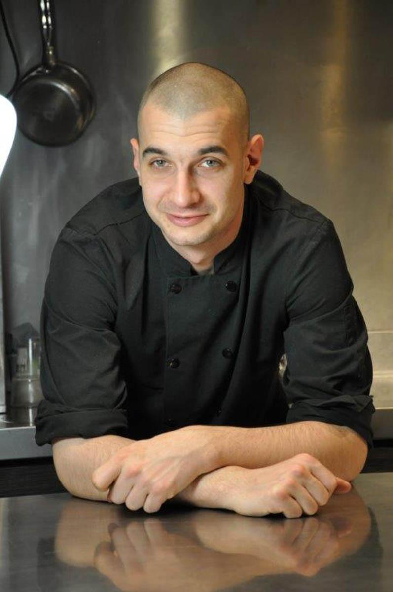 Jérôme Salat : Chef cuisinier membre des toques blanches internationales
