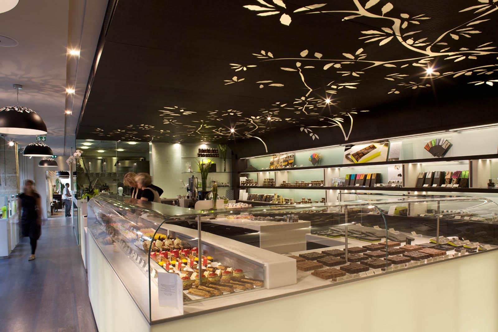 La boutique - pâtisserie