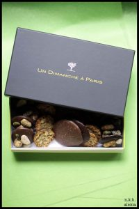 Coffret d'assortiment de tuiles