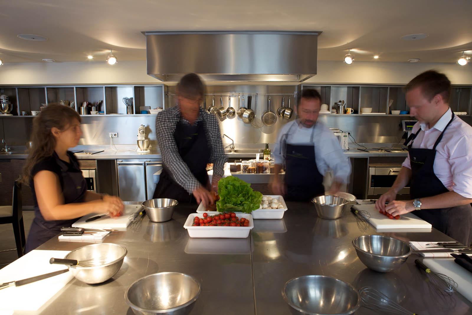 les ateliers de cuisine et patisserie