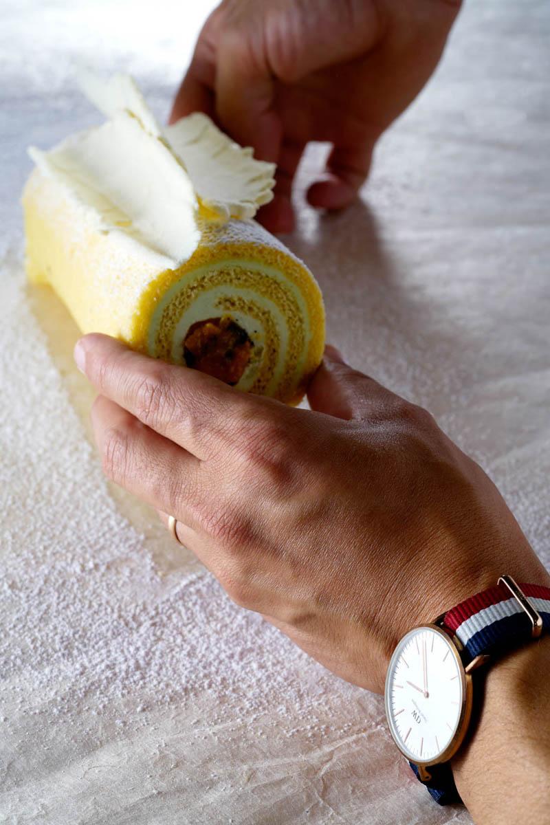préparation en pâtisserie