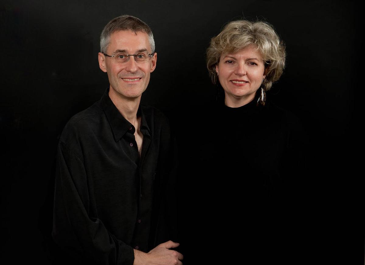 Pierre Cluizel et Sylvie Valette