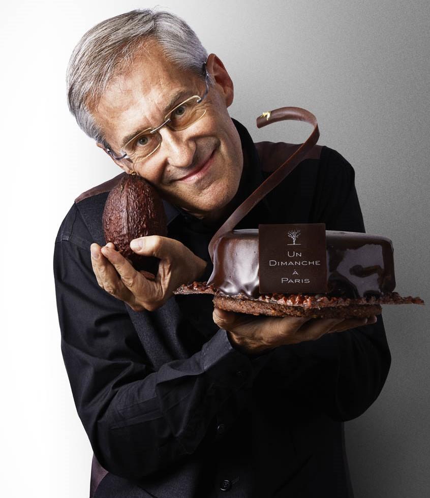 Pierre Cluizel et le cacao
